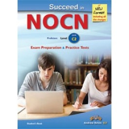 Succeed in NOCN - Proficient - Level C2 - Audio MP3/CD