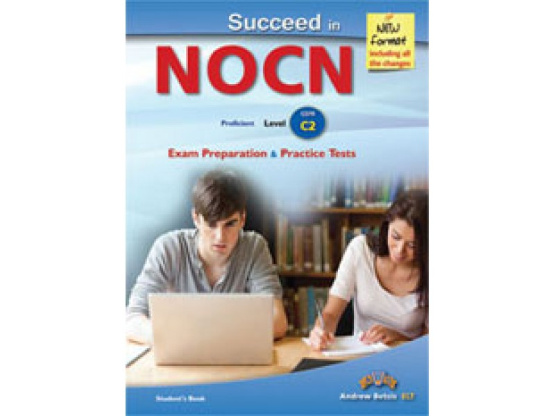 Succeed in NOCN - Proficient - Level C2 - Audio MP3/CD