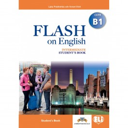 Flash on English - Intermediate - Level B1 - Student's Book