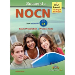 Succeed in NOCN - Advanced - Level C1 - Student's Book