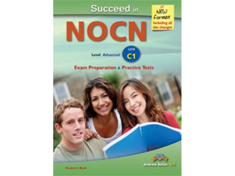 Succeed in NOCN - Advanced - Level C1 - Audio MP3/CD