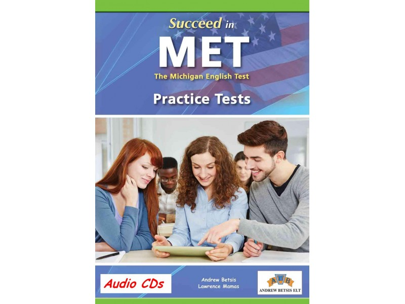 Succeed in MET (The Michigan English Test) Audio CDs