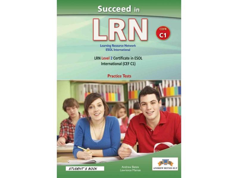 Succeed in LRN C1 (5 Practice Tests) Student's Book