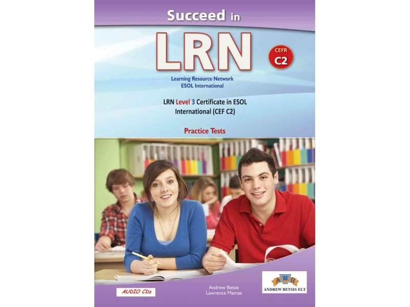 Succeed in LRN C2 (6 Practice Tests) Audio MP3/CD