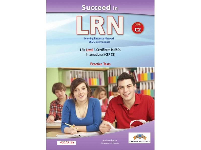Succeed in LRN C2 (6 Practice Tests) Audio CDs