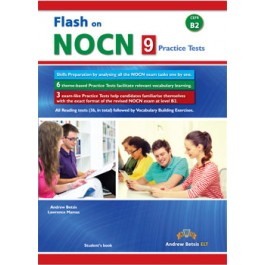 Flash on NOCN B2 (9 Practice Tests) - Student's Book