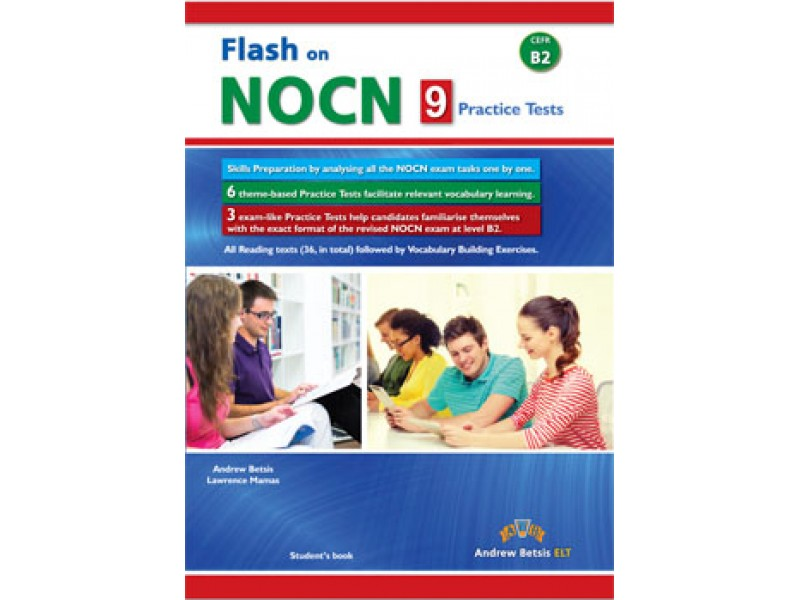 Flash on NOCN B2 (9 Practice Tests) -  Self Study Edition