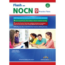 Flash on NOCN B2 (9 Practice Tests) - Teacher's Book