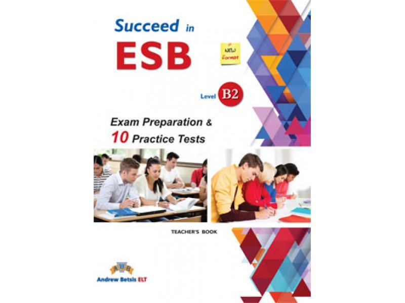 Succeed in ESB B2 Teacher's Book