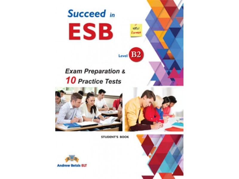 Succeed in ESB B2  Student's Book