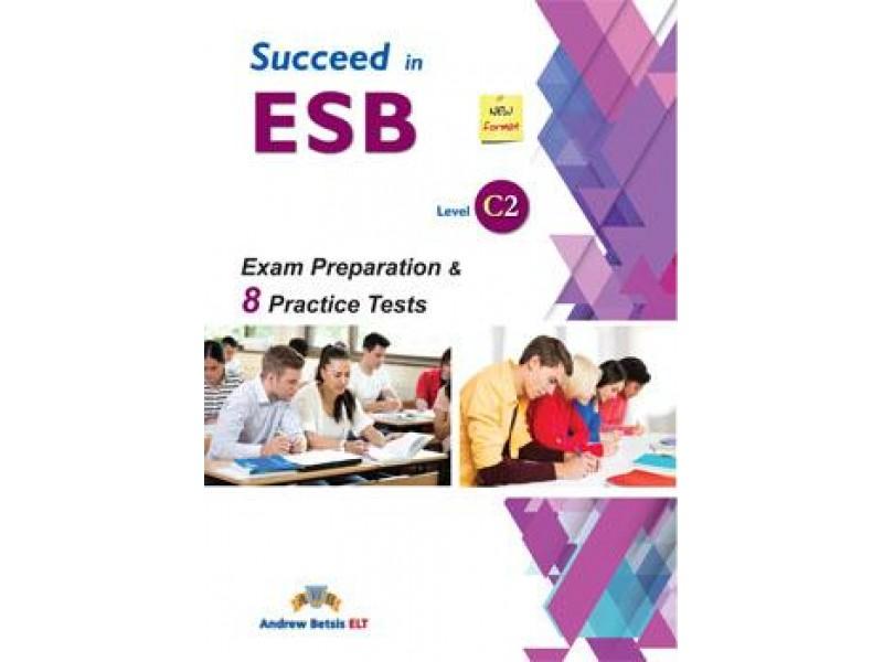 Succeed in ESB C2 Audio MP3/CD