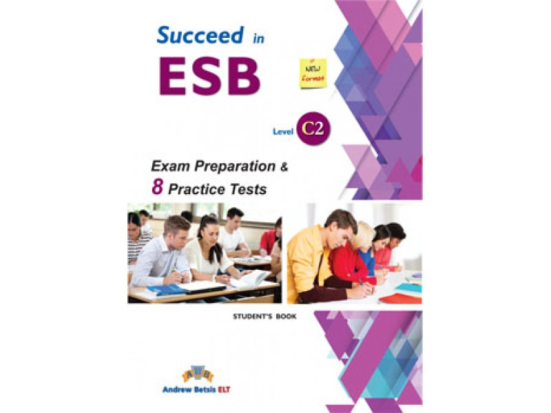 Succeed in ESB C2 Student's Book