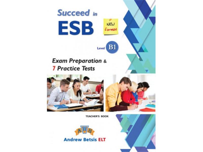 Succeed in ESB B1 Teacher's Book