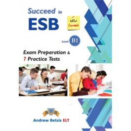 Succeed in ESB B1 Audio CDs