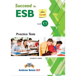 Succeed in ESB C1 Student's Book