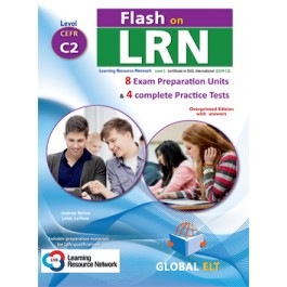 Flash on LRN C2 (8 Preparation Units & 4 Practice Tests) Teacher's Book