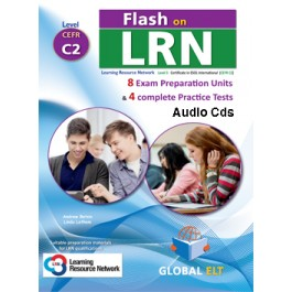 Flash on LRN C2 (8 Preparation Units & 4 Practice Tests) Audio CDs