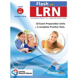 Flash on LRN B2 (10 Preparation Units & 2 Practice Tests) Self Study Edition