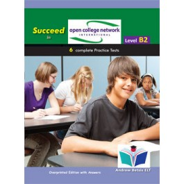 Succeed in OCN B2 (5 Practice Tests) Teacher's Book