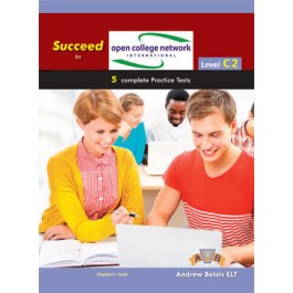 Succeed in OCN C2 (5 Practice Tests) Audio CDs