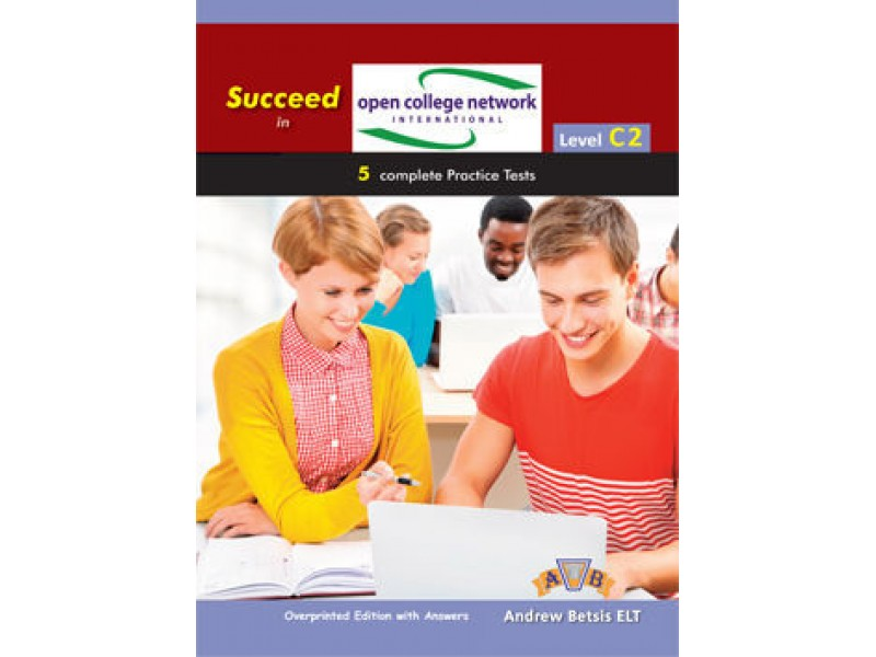 Succeed in OCN C2 (5 Practice Tests) Teacher's Book