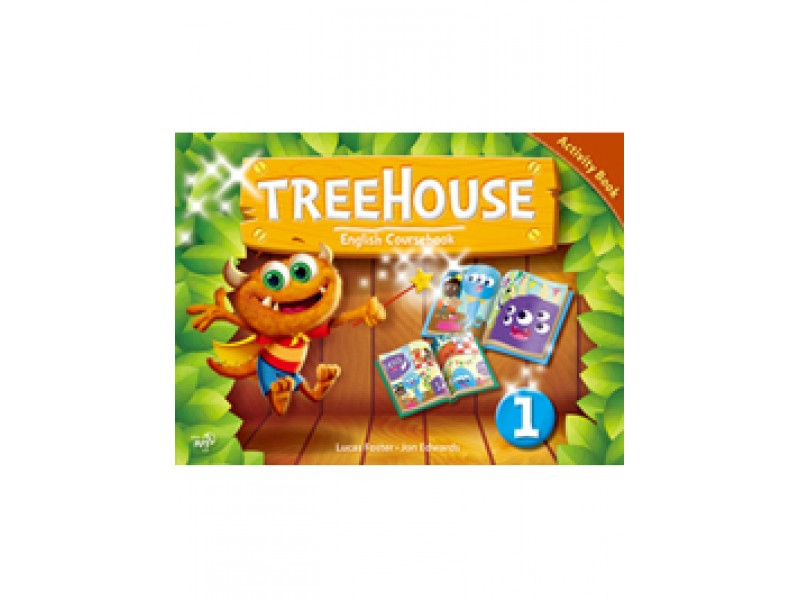 Compass Club Treehouse 1 (Activity book) + CD