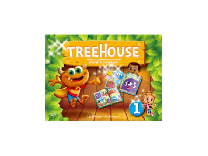 Compass Club Treehouse 1 (Student book)