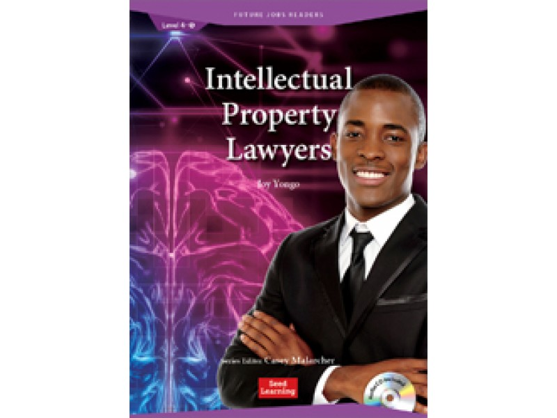 Intellectual Property Lawyers (+CD) Level 4