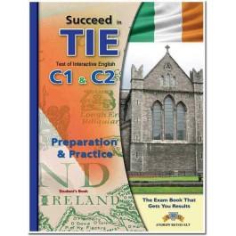 Succeed in TIE C1-C2 Student's Pack (+ Reader)