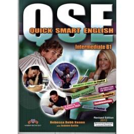 Quick Smart English - Intermediate B1 - Workbook