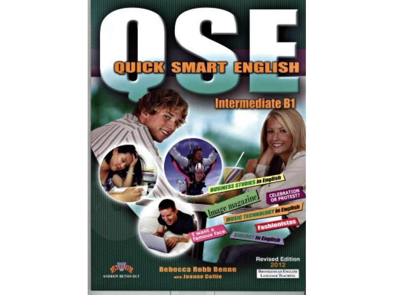 Quick Smart English - Intermediate B1 - Audio CDs