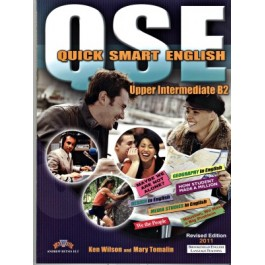 Quick Smart English - Upper Intermediate B2 - Student's Book