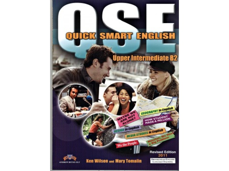 Quick Smart English - Upper Intermediate B2 - Teacher's Book
