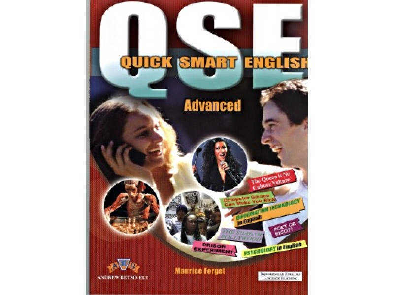 Quick Smart English - Advanced C1 - Workbook & Glossary