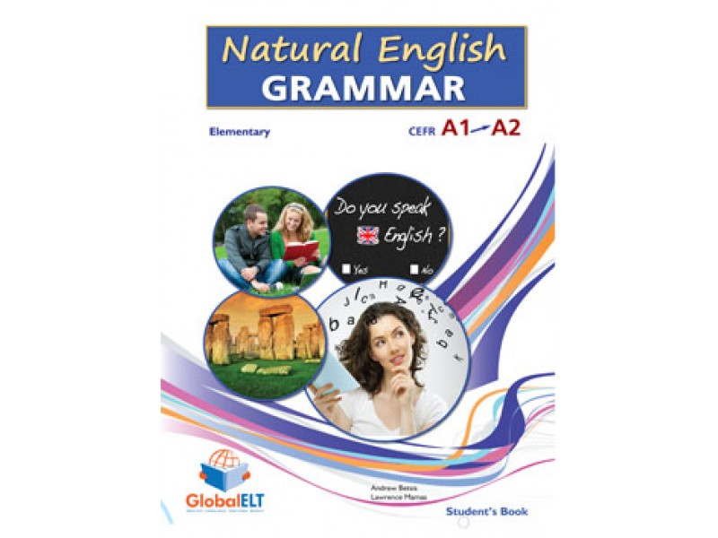 Natural English Grammar 2 - Elementary - CEFR A1/A2 - Student's book