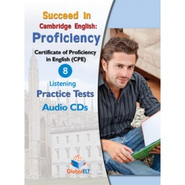 Succeed in Cambridge CPE - 2013 Format Practice Tests Audio MP3/CD