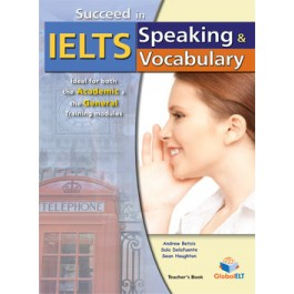 Succeed in IELTS - Speaking  & Vocabulary - Teacher's book