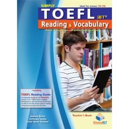 Simply TOEFL Reading & Vocabulary - Teacher's book