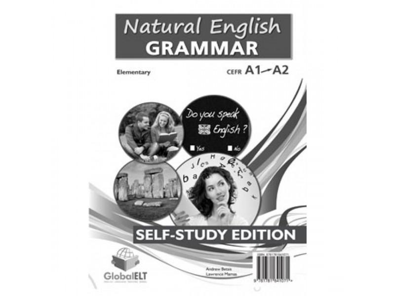 Natural English Grammar 2 - Elementary - CEFR A1/A2 - Self-study edition