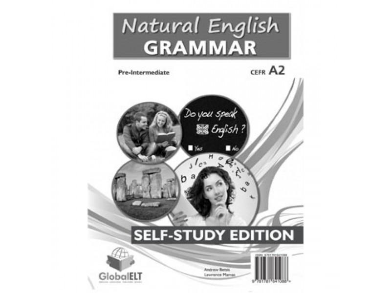 Natural English Grammar 3 - Pre-intermediate - CEFR A2 - Self-study edition