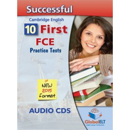Successful Cambridge English First - FCE -NEW 2015 FORMAT - Audio CDs