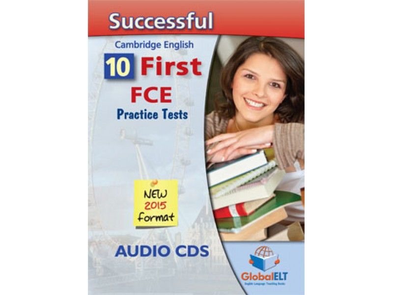 Successful Cambridge English First - FCE -NEW 2015 FORMAT - Audio CDs