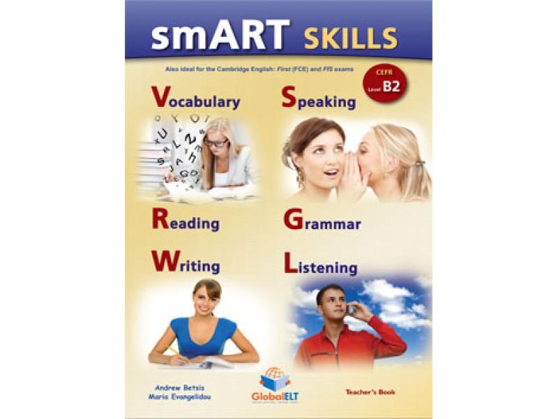 SMART Skills CEFR B2 - Cambridge English First 2015 Format - Teacher's book