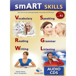 SMART Skills CEFR B2 - Cambridge English First 2015 Format - Audio CDs