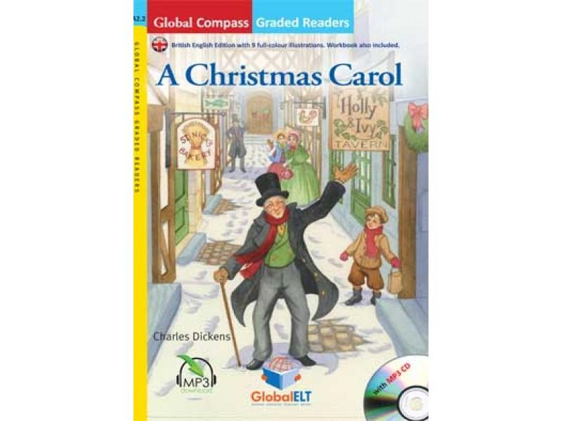 A Christmas Carol with MP3 CD - Level A2.2