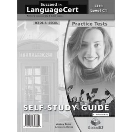 Succeed in LanguageCert - CEFR C1 - Practice Tests  - Self-study Edition