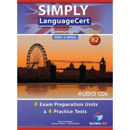 SIMPLY LanguageCert - CEFR B2 - Preparation & Practice Tests  - Student's book