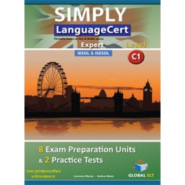 SIMPLY LanguageCert - CEFR C1 - Preparation & Practice Tests  - Teacher's book