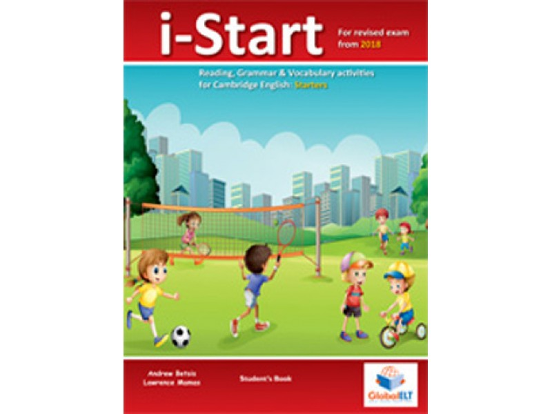 Cambridge YLE - STARTERS - i-Start - Student's book