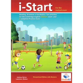 Cambridge YLE - STARTERS - i-Start - Teacher's Overprinted book